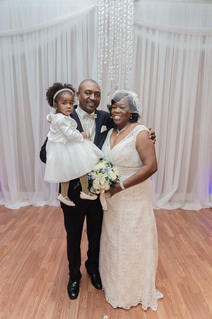 Bridgette & Vernell Brown Wedding