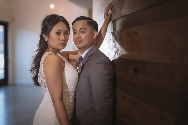 Niccolo and Justine Anaheim Wedding