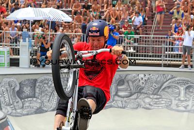 US Open 2013 Fri 7/26/13 BMX, Skateboarding