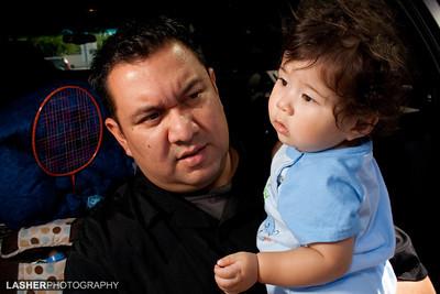 2009-07-26 Delgado Family