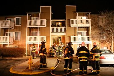 6700 S. Glencoe Fire