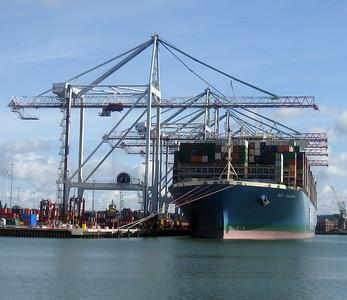 2017 Southampton Harbour, UK