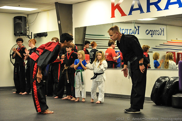 2017 KarateFit Black Belt