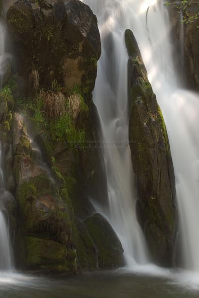 Lewis Creek Falls #3 Yosemite, California