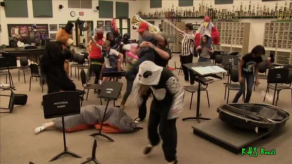 Chapter 10.5 - Harlem Shake (2012-2013 DVD Yearbook Archive)
