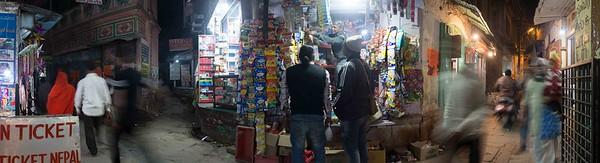 After Dark Varanasi