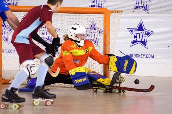 RSC Uttigen vs CH Compostela