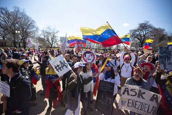 SOS Venezuela 16 Marzo 2019
