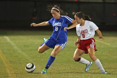 11/5/15  LARGO @ Clearwater (Girls Soccer)