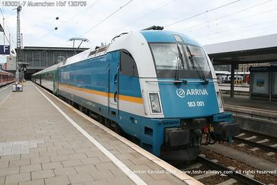 Baureihe 183