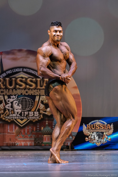 Classic Physique Novice C
