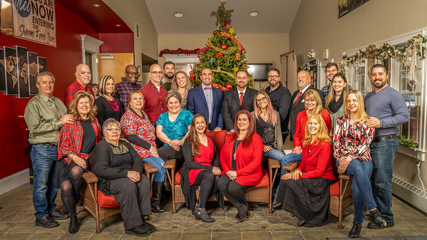 2019 GTCC Staff Christmas
