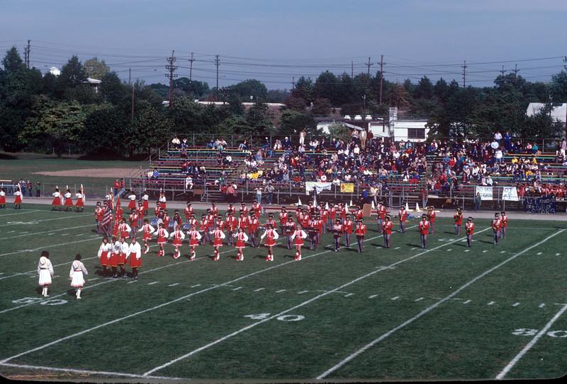 1984-11 Bonnie in Thanksgiving Day Marching Band.jpg