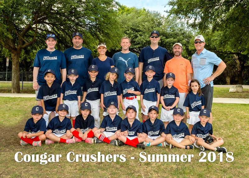 20180616 - #7 PKGSES Cougar Crushers