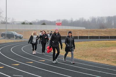 2019 Mile Run