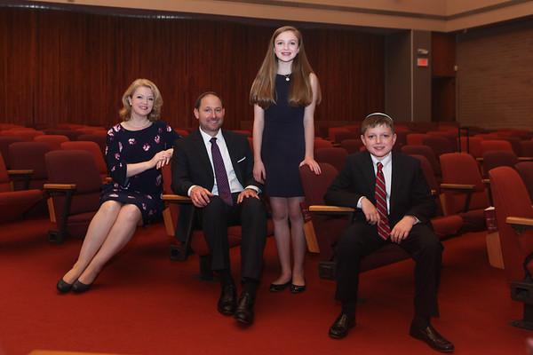 Family Portraits, Jacksonville Jewish Center