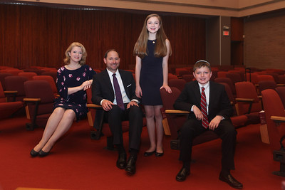 Family Portraits, Jacksonville Jewish Center