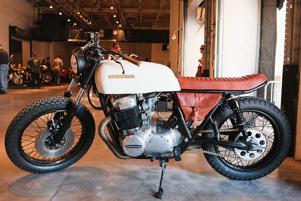 The Handbuilt Motorcycle  Show 2018