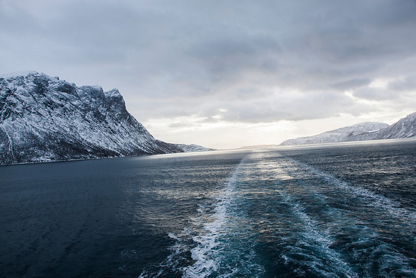 Hurtigruten. Norway