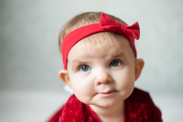 Ava's 8 Month