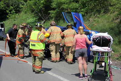 MVA, SR309, Kline Township (5-30-2013)