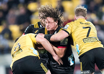 20180720 Chiefs v Hurricanes, Semi Final, Westpac Stadium, Wellington