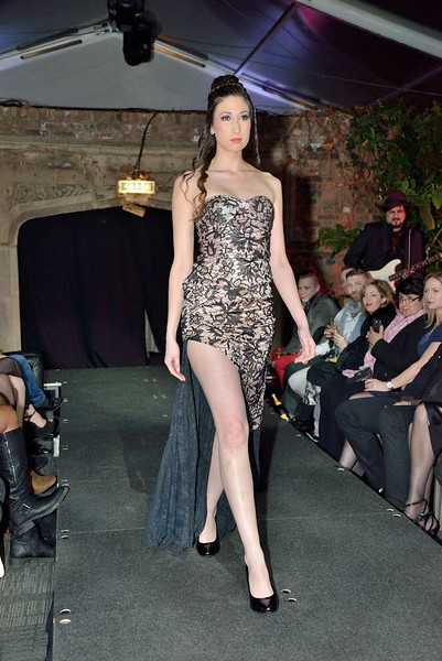MJY Design AW15@ London Catwalk Society