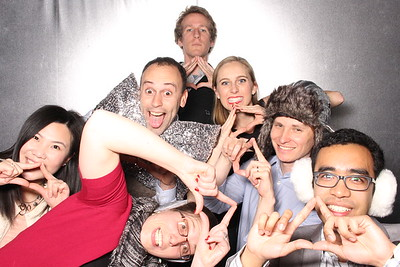 Zymergen Holiday Party- Chantal Events
