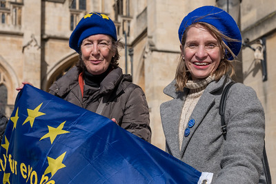 Pulse of Europe - Bath, March 2017
