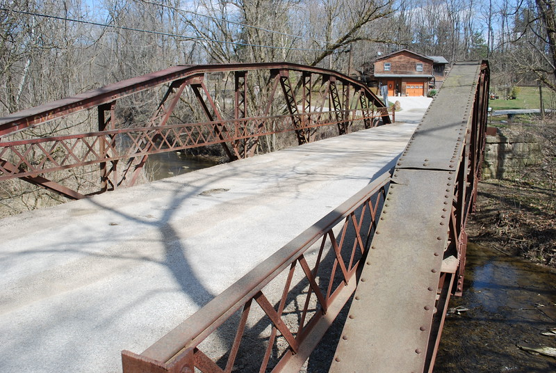 Another bridge over Alum Creek