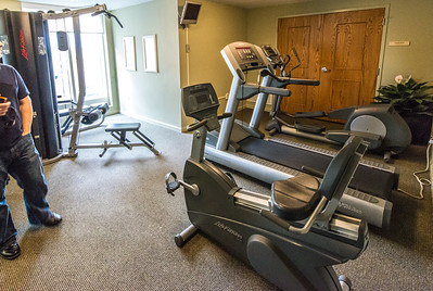 The Colonnades Amenities