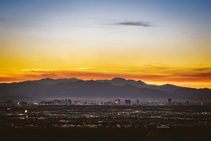 travel nevada - best time to visit nevada