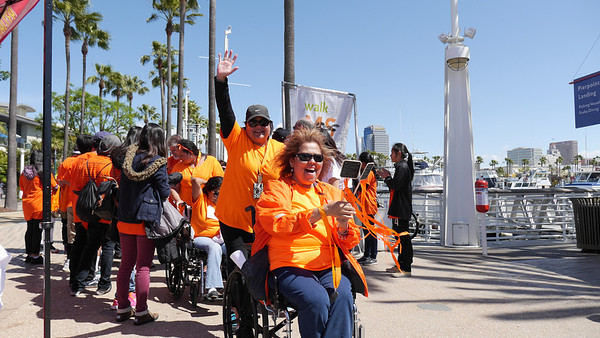 MS Walk Long Beach 2014