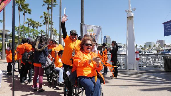 MS Walk Long Beach 2014