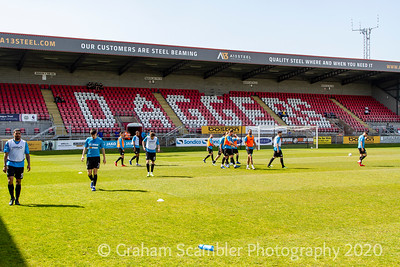 Dagenham & Redbridge vs Eastleigh