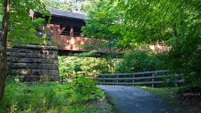 USA, OH - Covered Bridges