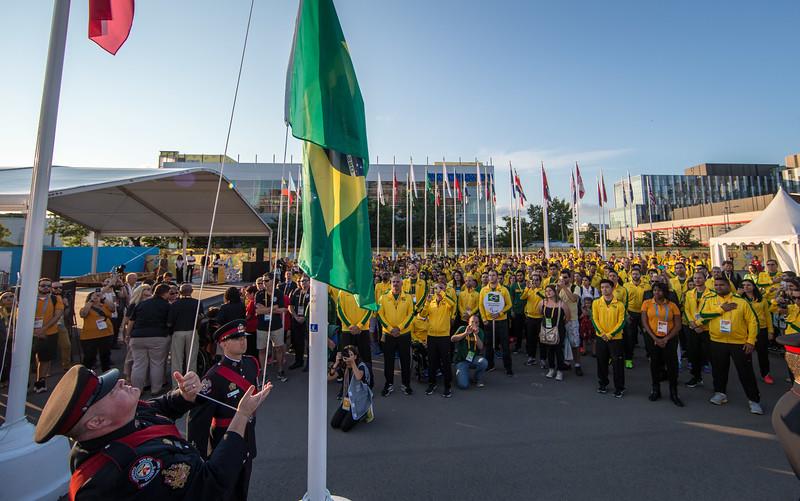 Cerimônia da Bandeira