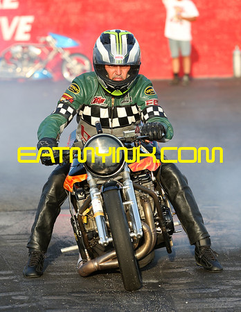 Sportsman wheelie bar 2015 Man Cup