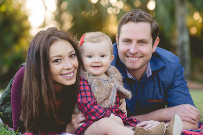 Erin + Taylor Family