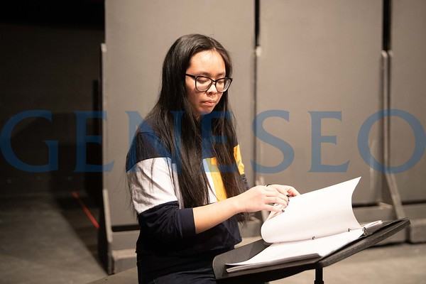 Kim's Convenience Store Staged Reading