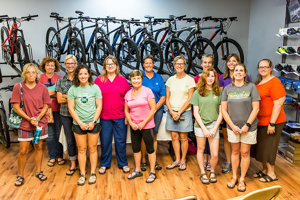 Women's Night: Plan Your Ride 20170621