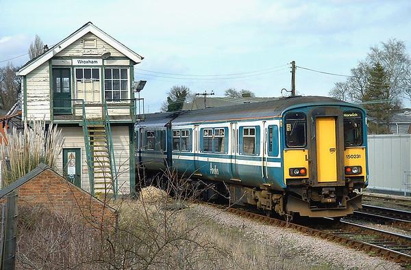 16th March 2004: Norfolk