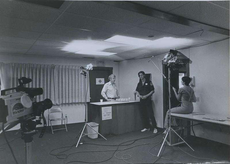 1979 - Tom Rickman on set.jpeg