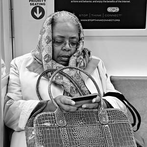 Bob Friedman - ...while Riding the NYC Subway