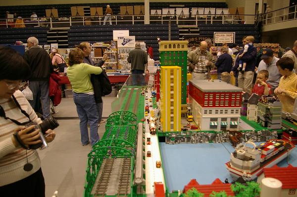 2008 Model Train Show