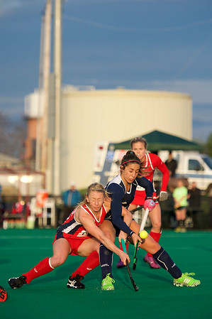 Women's National Field Hockey Team Portfolio