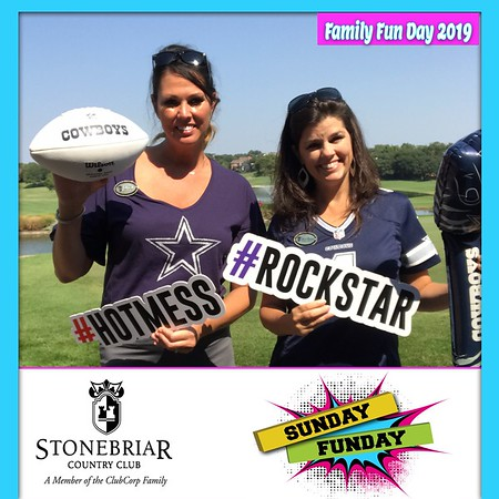 Stonebriar Country Club Sunday Funday 2018
