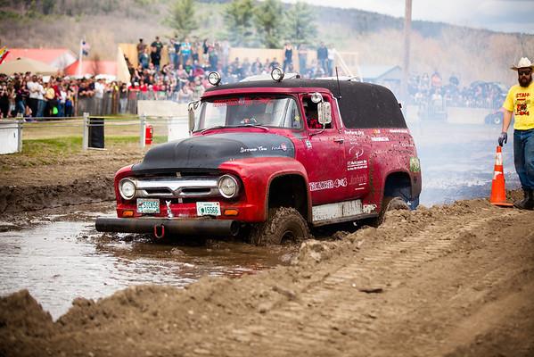 TRENCH - Saturday - Spring Mud Fling 2014