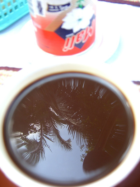 Morning Coffee - Luang Prabang, Laos