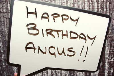 Angus' 50th Birthday Celebration